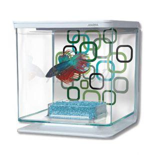 Akvárium MARINA Geo Bubbles 2l, műanyag