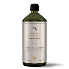 ESSENTIALFOODS Omega 3 Oil - 100 % lazac olaj, 1 l