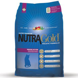 NUTRA GOLD HOLISTIC Kitten 3kg