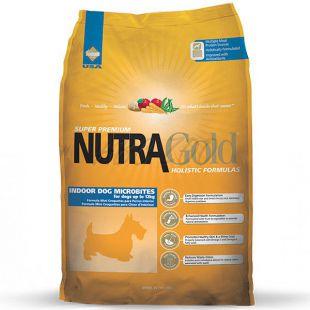 NUTRA GOLD HOLISTIC Indoor Adult Dog Microbite 7,5kg