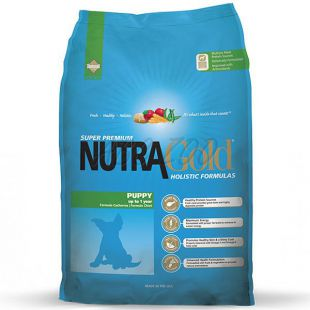 NUTRA GOLD HOLISTIC Puppy 15kg