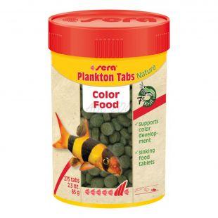 SERA Plankton eledel halak számára 275 Tabs Nature