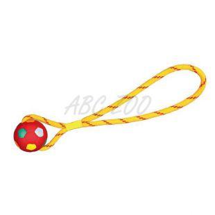 Kutyajáték - labda kötélen, 6 cm