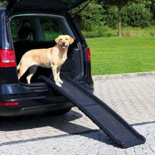 Műanyag autófeljáró kutyák részére - 40 x 156 cm