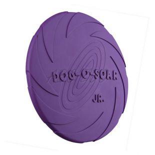 Kutya frizbi gumiból - 22 cm