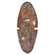 Szépiacsont madaraknak tartóval - csokoládé ízesítéssel, 12 cm