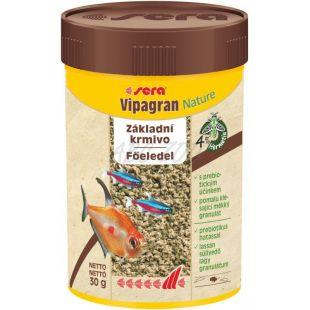 SERA Vipagran táplálék halaknak Nature 100 ml