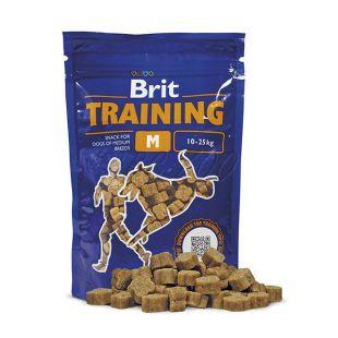 Brit TRAINING MEDIUM - puha rágcsálnivaló kutyáknak, 200g