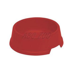 Tál kutyáknak BUFFET 3 - műanyag, piros, 700 ml