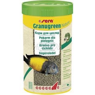 sera Granugreen növényevő sügéreknek táplálék, Nature 1000 ml