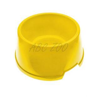 Tál kutyáknak BUFFET 6 - műanyag, sárga - 3,6L