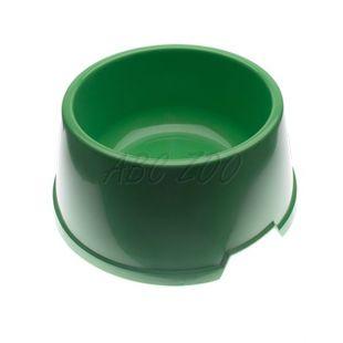 Tál kutyáknak BUFFET 6 - műanyag, zöld - 3,6L
