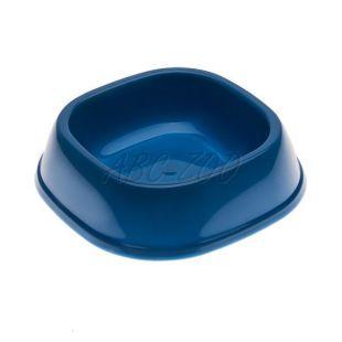 Tál kutyáknak SNACK 1 - műanyag, kék, 250 ml