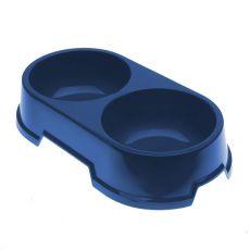 Duplatál kutyáknak BUFFET 23 - kék, 2 x 900 ml