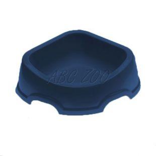Sarok tál kutyáknak SNACK 31 - műanyag, kék, 500 ml