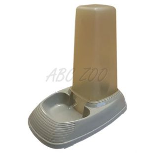 Víz és eledel adagoló KUFRA 1 - bézs, 600 ml