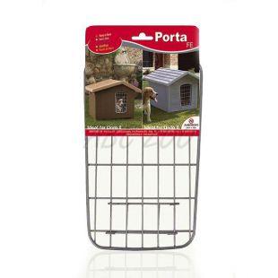 Ajtó kutyaólra - porta 2, fém - 30,5 x 18,5 cm