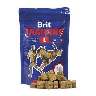 Brit TRAINING LARGE - puha rágcsálnivaló kutyáknak, 200g
