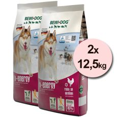 BEWI DOG h-ENERGY 2 x 12,5 kg