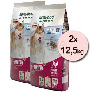 BEWI DOG h-ENERGY 2 x 12,5 kg