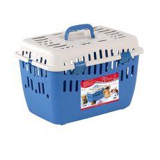 Szállítóbox BINNY 2 - kék, 48 x 32 x 31 cm