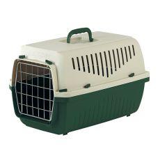 SKIPPER 2 F Szállítóbox 15 kg-ig - zöld, 55 x 36 x 33 cm