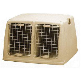 Szállítóbox kutyáknak autóba ARGO 21, 80 x 87 x 55 cm