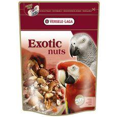 Mogyoró keverék papagájoknak Prestige Premium Exotic Nut 750g