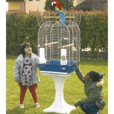 Kalitka madaraknak KIT COYA 52 kék - 52 x 52 x 148 cm