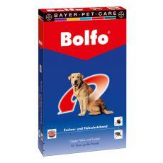 Paraziták elleni nyakörv BOLFO nagy kutyáknak - 70 cm