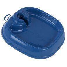 Tálka vízre TOTA 1 - műanyag, kék 22 x 22 x 5cm