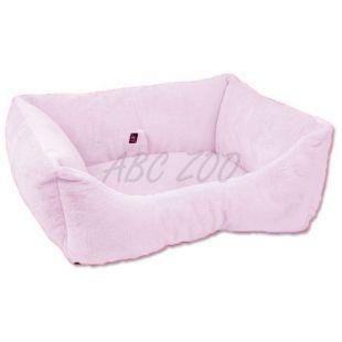 Ágy kutyáknak DOG FANTASY Puppy- rózsaszín, 53 x 40 cm