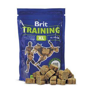 BRIT TRAINING EXTRA LARGE - puha rágcsálnivaló kutyáknak, 200g