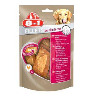 8 in 1 PRO SKIN AND COAT filék kutyáknak - 80g