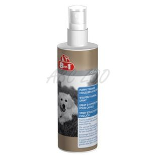 Spray oktatásra 8 in 1 PUPPY TRAINER - 230 ml