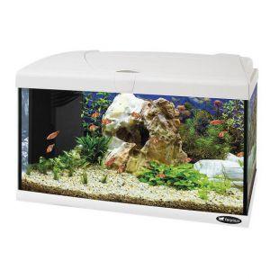 Akvárium Ferplast CAPRI 60 fehér