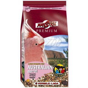 Eledel papagájoknak Prestige Premium Australian Parrot 15kg