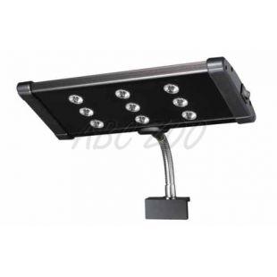 LED akváriumi világítás ULTRA BRIGHT - 9x1W LED - 27cm