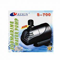 Szivattyú Resun S-700, nyomásmagasság 90cm, 10W
