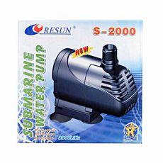Szivattyú Resun S-2000, nyomásmagasság 200cm, 30W