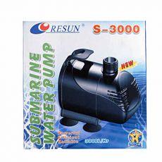 Szivattyú Resun S-3000, nyomásmagasság 250cm, 60W