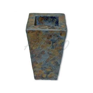 Szükőkút Laguna Slate Fountain - palakő imitáció, 23x40 cm