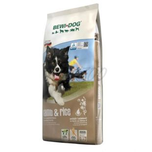 BEWI DOG LAMB és RICE 12,5kg