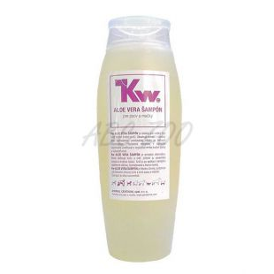 Kw - Aloe vera sampon kutyáknak és macskáknak, 250ml
