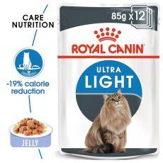 Royal Canin Ultra Light in Jelly 12 x 85g - alutasak